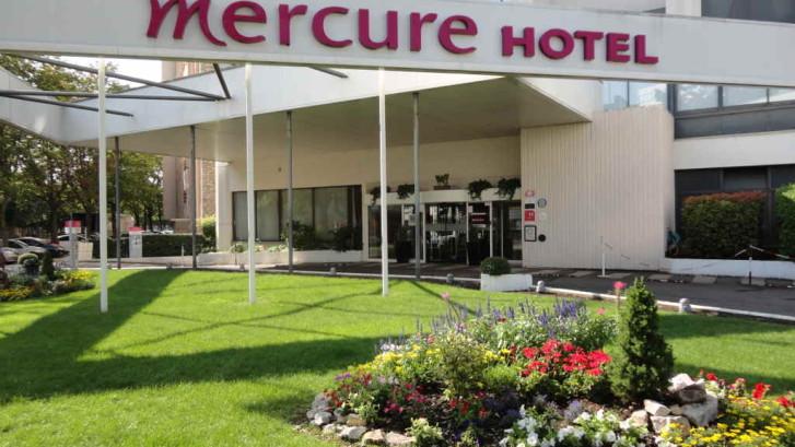 mercure hotel dijon c 39 d co paysagiste. Black Bedroom Furniture Sets. Home Design Ideas
